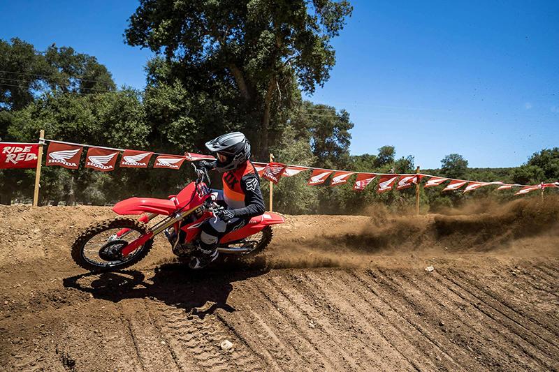 2021 Honda CRF 450R at Sloans Motorcycle ATV, Murfreesboro, TN, 37129
