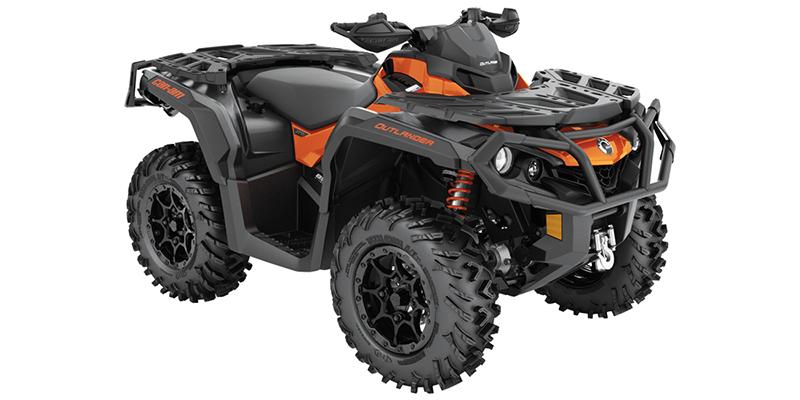 2021 Can-Am Outlander XT-P 850 at Sloans Motorcycle ATV, Murfreesboro, TN, 37129