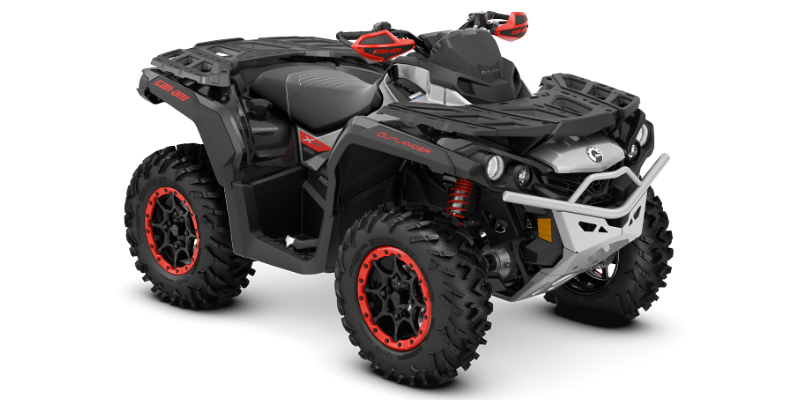 2021 Can-Am™ Outlander™ X™ xc 1000R at Jacksonville Powersports, Jacksonville, FL 32225
