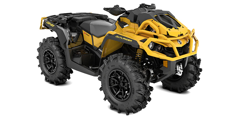 Outlander™ X™ mr 1000R at Jacksonville Powersports, Jacksonville, FL 32225