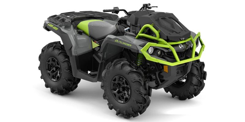 2021 Can-Am Outlander X mr 650 at Sloans Motorcycle ATV, Murfreesboro, TN, 37129