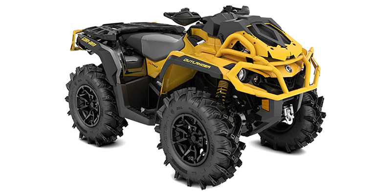 Outlander™ X™ mr 850 at Jacksonville Powersports, Jacksonville, FL 32225
