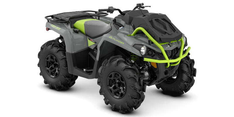 Outlander™ X™ mr 570 at Jacksonville Powersports, Jacksonville, FL 32225