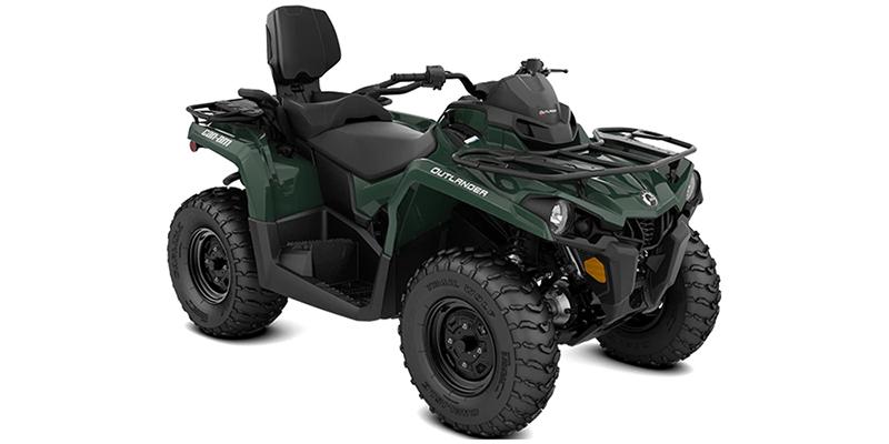 2021 Can-Am Outlander MAX DPS 570 at Sloans Motorcycle ATV, Murfreesboro, TN, 37129
