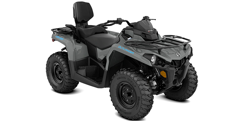 2021 Can-Am™ Outlander™ MAX DPS 450 at Jacksonville Powersports, Jacksonville, FL 32225