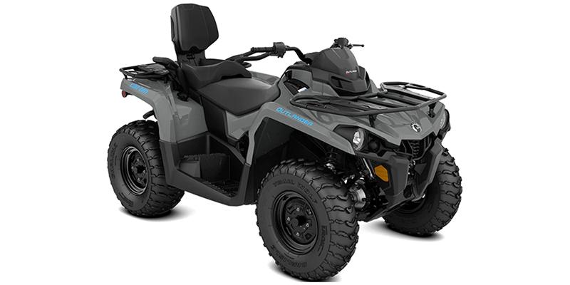 2021 Can-Am Outlander MAX DPS 450 at Sloans Motorcycle ATV, Murfreesboro, TN, 37129