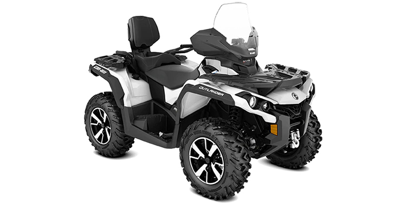 Outlander™ MAX North Edition 850 at Jacksonville Powersports, Jacksonville, FL 32225