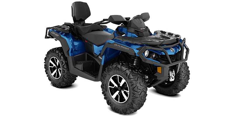 2021 Can-Am™ Outlander™ MAX Limited 1000R at Jacksonville Powersports, Jacksonville, FL 32225