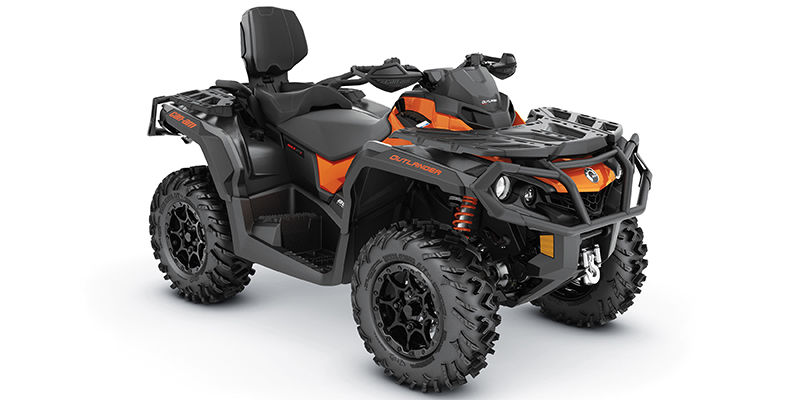 2021 Can-Am™ Outlander™ MAX XT-P™ 850 at Jacksonville Powersports, Jacksonville, FL 32225