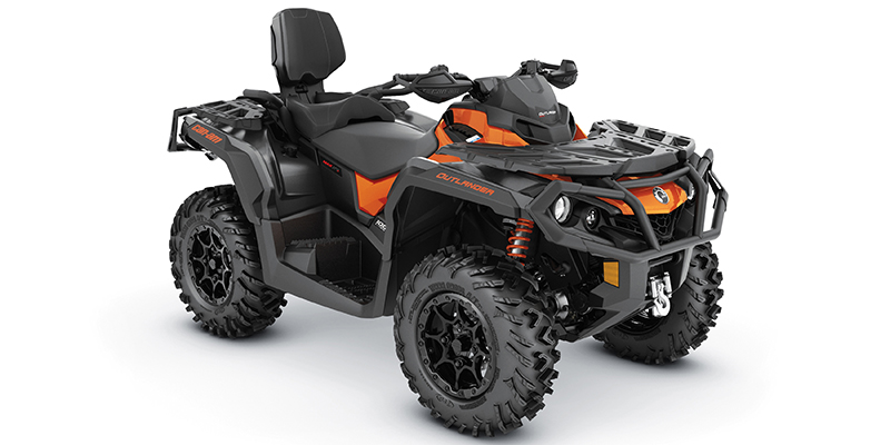 2021 Can-Am™ Outlander™ MAX XT-P™ 1000R at Jacksonville Powersports, Jacksonville, FL 32225