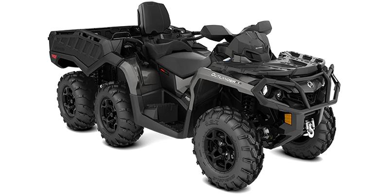 2021 Can-Am Outlander MAX 6x6 XT 1000 at Sloans Motorcycle ATV, Murfreesboro, TN, 37129