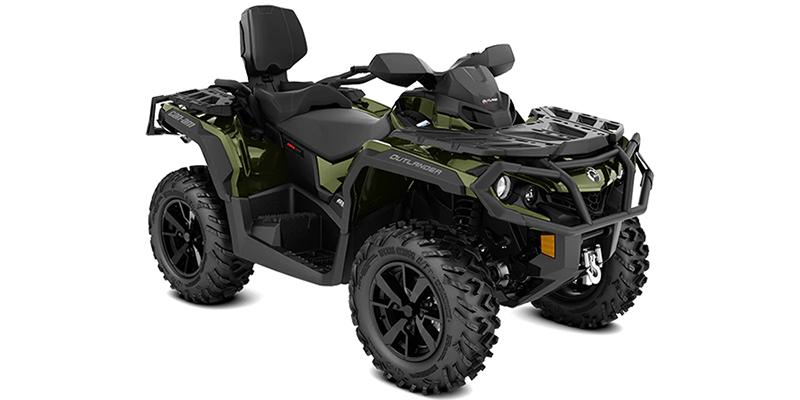 2021 Can-Am Outlander MAX XT 570 at Sloans Motorcycle ATV, Murfreesboro, TN, 37129