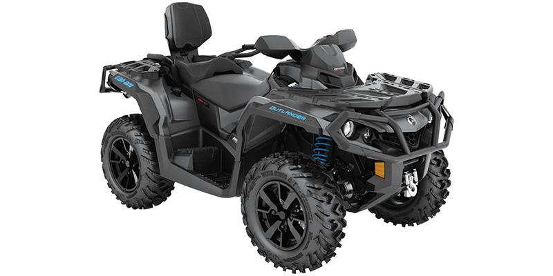 2021 Can-Am™ Outlander™ MAX XT 850 at Jacksonville Powersports, Jacksonville, FL 32225