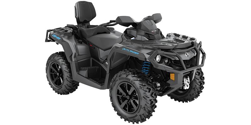2021 Can-Am Outlander MAX XT 850 at Sloans Motorcycle ATV, Murfreesboro, TN, 37129