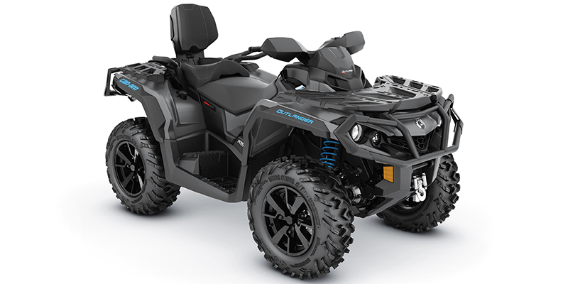 2021 Can-Am™ Outlander™ MAX XT 1000R at Jacksonville Powersports, Jacksonville, FL 32225
