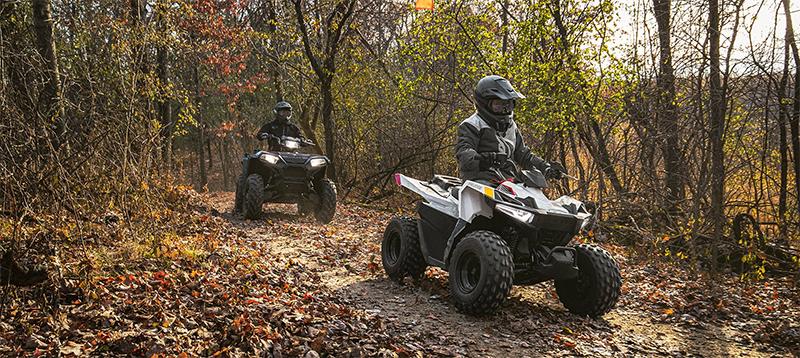 2021 Polaris Outlaw 70 EFI at Sloans Motorcycle ATV, Murfreesboro, TN, 37129