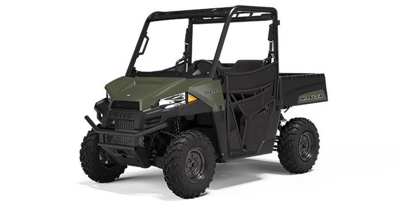 2021 Polaris Ranger 500 Base at Sloans Motorcycle ATV, Murfreesboro, TN, 37129