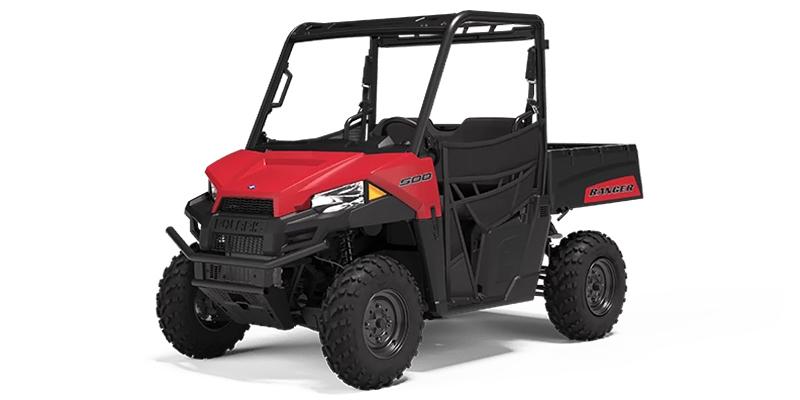 Ranger® 500 at Cascade Motorsports