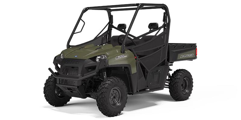 2021 Polaris Ranger 570 Full-Size Base at Sloans Motorcycle ATV, Murfreesboro, TN, 37129