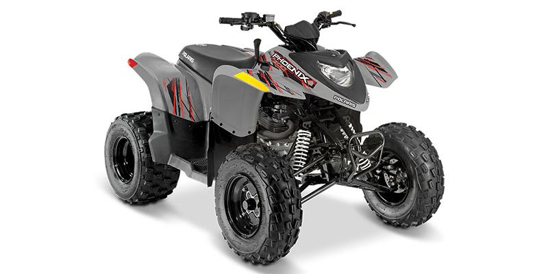 2021 Polaris Phoenix 200 at Sloans Motorcycle ATV, Murfreesboro, TN, 37129
