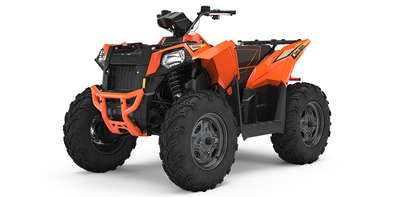 Scrambler® 850 at DT Powersports & Marine