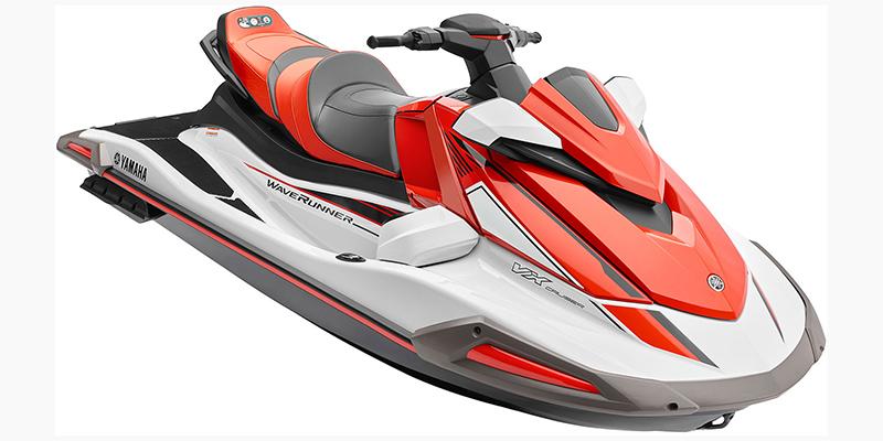 2021 Yamaha WaveRunner VX Cruiser at Lynnwood Motoplex, Lynnwood, WA 98037