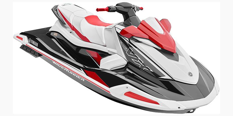 WaveRunner® VX Deluxe at Kawasaki Yamaha of Reno, Reno, NV 89502