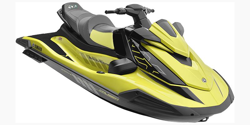 2021 Yamaha WaveRunner VX Cruiser HO at Bobby J's Yamaha, Albuquerque, NM 87110
