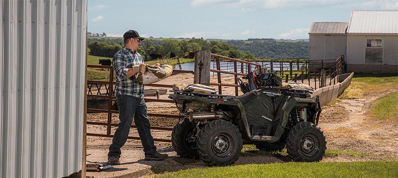 2021 Polaris Sportsman 450 HO Base at Sloans Motorcycle ATV, Murfreesboro, TN, 37129