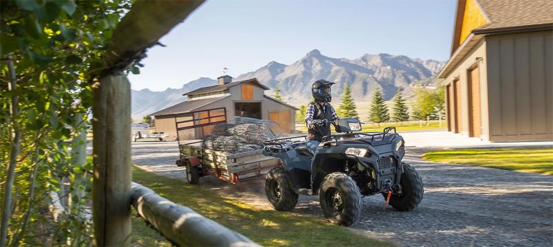 2021 Polaris Sportsman 450 HO Base at DT Powersports & Marine