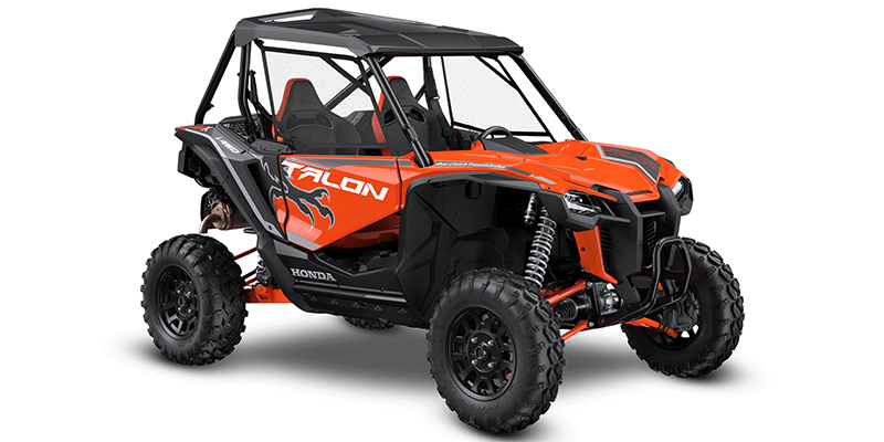 2021 Honda Talon 1000X at Sloans Motorcycle ATV, Murfreesboro, TN, 37129