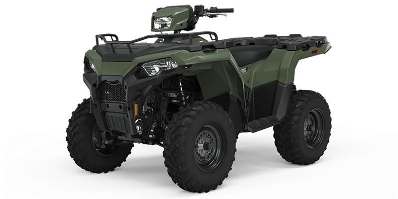 2021 Polaris Sportsman 570 Base at Sloans Motorcycle ATV, Murfreesboro, TN, 37129