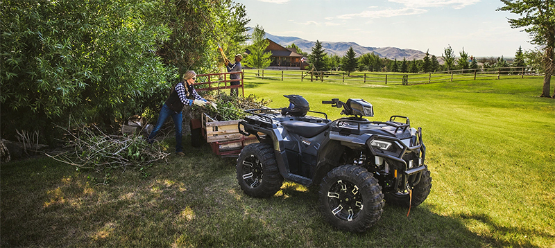 2021 Polaris Sportsman 570 Base at Fort Fremont Marine