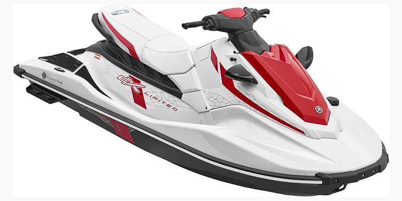 2021 Yamaha WaveRunner EX Limited at Bobby J's Yamaha, Albuquerque, NM 87110