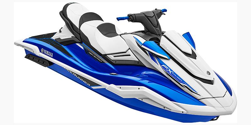 WaveRunner® FX Cruiser HO at Kawasaki Yamaha of Reno, Reno, NV 89502