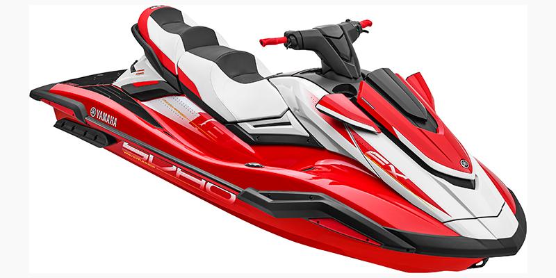 WaveRunner® FX Cruiser SVHO at Kawasaki Yamaha of Reno, Reno, NV 89502