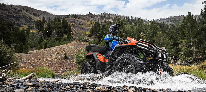 2021 Polaris Sportsman 850 Premium at Sloans Motorcycle ATV, Murfreesboro, TN, 37129