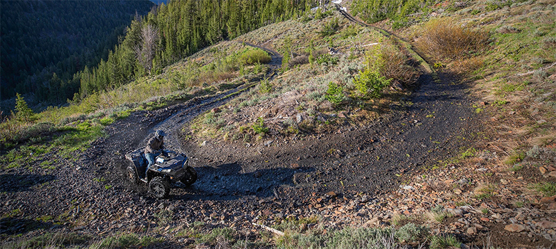 2021 Polaris Sportsman 850 Premium at DT Powersports & Marine
