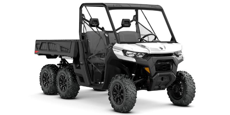 2021 Can-Am Defender 6X6 DPS HD10 at Sloans Motorcycle ATV, Murfreesboro, TN, 37129