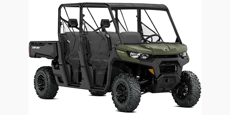 2021 Can-Am Defender MAX DPS HD8 at Sloans Motorcycle ATV, Murfreesboro, TN, 37129