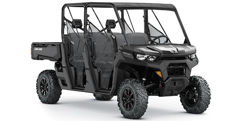 2021 Can-Am Defender MAX DPS HD10 at Sloans Motorcycle ATV, Murfreesboro, TN, 37129