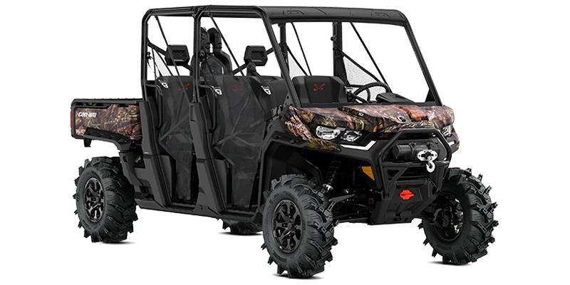 2021 Can-Am Defender MAX X mr HD10 at Sloans Motorcycle ATV, Murfreesboro, TN, 37129