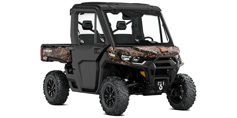 2021 Can-Am Defender MAX Limited HD10 at Wild West Motoplex