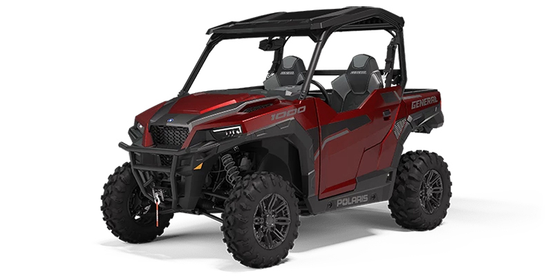 GENERAL® 1000 Deluxe at Clawson Motorsports