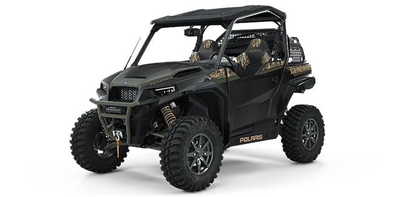 GENERAL® XP 1000 Pursuit Edition at Clawson Motorsports