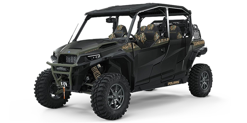 GENERAL® XP 4 1000 Pursuit Edition at Clawson Motorsports