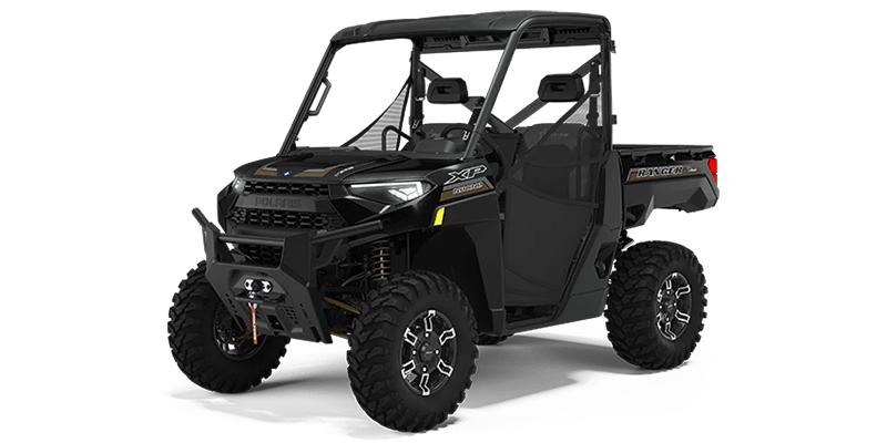 2021 Polaris Ranger XP 1000 Texas Edition at Sloans Motorcycle ATV, Murfreesboro, TN, 37129