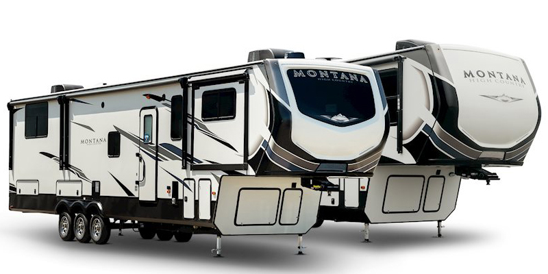 Montana High Country 331RL at Prosser's Premium RV Outlet