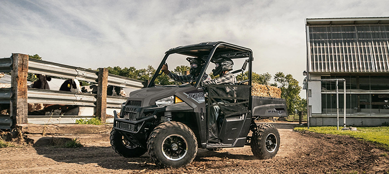 2021 Polaris Ranger Crew 570 Premium at Sloans Motorcycle ATV, Murfreesboro, TN, 37129