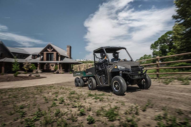 2021 Polaris Ranger Crew® 570 Premium at Polaris of Ruston